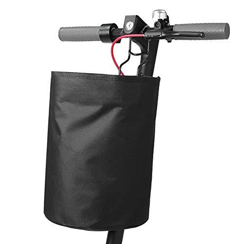 Mallalah Asiento de la Silla de Montar Estilete Libre Giratorio Plegable para Bicicleta el/éctrica Scooter Xiaomi M365