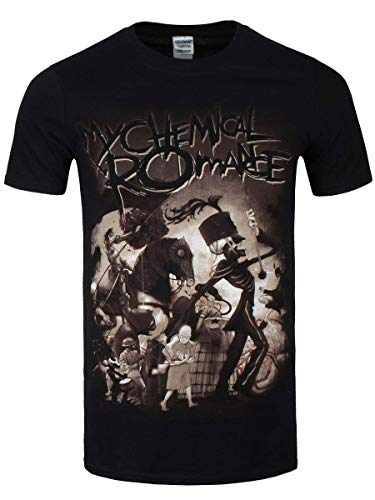 My Chemical Romance On Parade T-Shirt nero L
