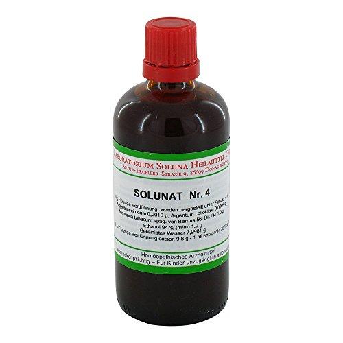 Laboratorium Soluna Solunat Nr. 4, 100 ml Lösung