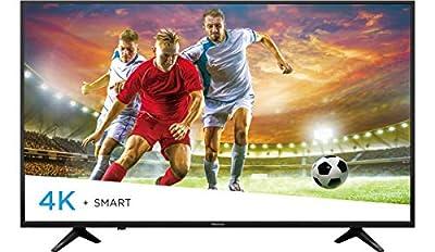 Hisense 43-Inch 4K Ultra HD Smart LED TV 43H6080E (2018)