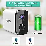 Zoom IMG-1 ultivon telecamera di sorveglianza wifi