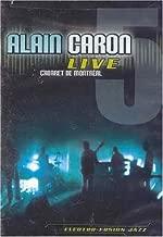 Live: Cabaret de Montreal - Alain Caron