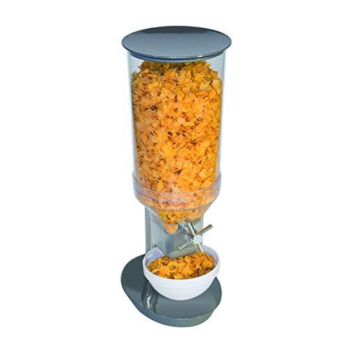 APS - Dispensador de Cereales Cereales y Cereales con Recipiente extraíble y pies Antideslizantes