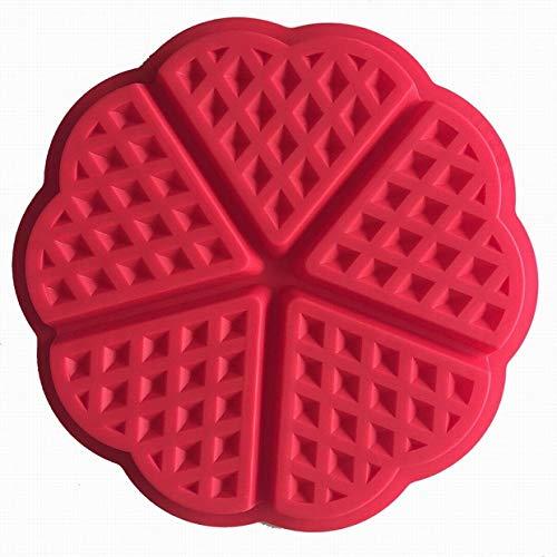 Molde gofres silicona MXECO Molde muffins Molde silicona