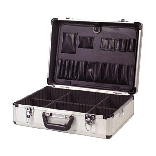 Generic.. icians Jo leicht Elektriker Tischler Electri Werkzeug Aufbewahrung ERS Trade Box Flight Ox Handwerker Toolbox L Aufbewahrung Case Orage Box FL..