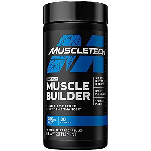 Muscle Builder | MuscleTech Muscle Builder | Muscle Building...