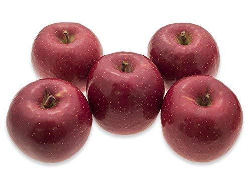 フルーツなかやま サンふじ リンゴ 26個入 糖度12度以上 1個350g以上 幅8cm高さ8cm以上 東京都卸売市場のリンゴ専門人が選んだ厳選品
