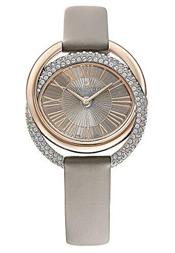 Reloj Swarovski 5484382 Duo LS Gray/Gray/PCG, Gris con Brillantes