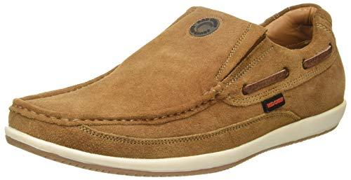 Red Chief Men's Rust Sneakers - 6 UK/India (40 EU)(RC3504 022)