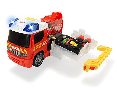 Dickie Toys 203716006 Brandweer/koffer speelset SOS