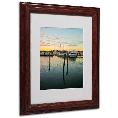 Life in The Dominican by Yale Gurney Canvas Art, 11 by 14-Inch, Wood Frame