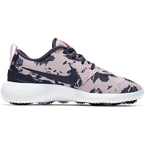 Nike Women's Golf Shoes, Multicolour Echo Pink Gridiron White White 602, 6.5 UK