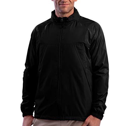 SCOTTeVEST Men's Pack Windbreaker Travel Jacket | 19 Pockets | Anti-Pickpocket
