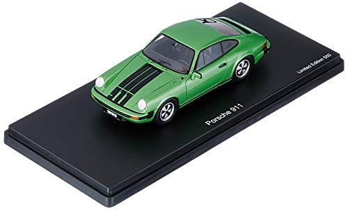 Schuco 450891900 Porsche 911 Coupé 1:43, vipergroen, schaal