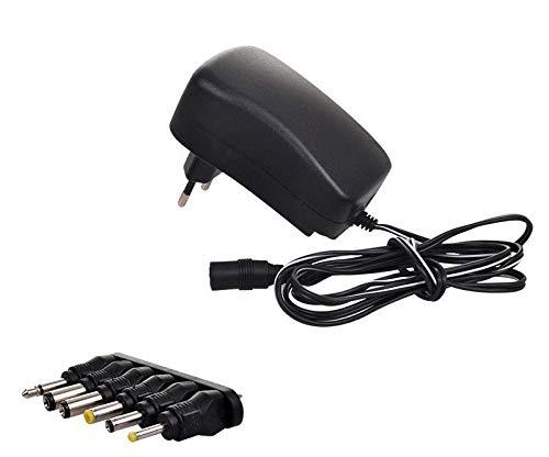 Solight Universal-Netzteil 2500ma, Stabilisiert, Austauschbare Stecker, Elektrische Haushaltsgeräte, Stromversorgung, Universal-Adapter, Da 28