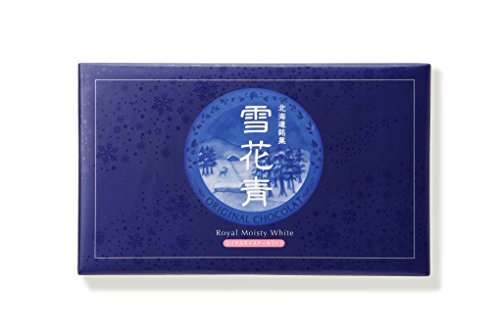 北海道銘菓 雪花青(せっかせい)18枚入