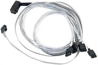 ADAPTEC RAIDアダプタ Adaptec7シリーズ用ケーブル ACK-I-rA-HDmSAS-4SATA-SB-.8M 日本正規代理店品 CB959 2280000-R
