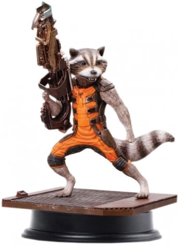 Unbekannt Guardians of The Galaxy Action Hero Vignette PVC-Statue  Rocket Raccoon