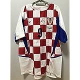 クロアチア代表 #9 シュケル 引退記念ユニフォーム サイン入り