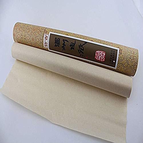 YAOHM Rijst Xuan Papier Mulberry Schors Fiber Roll Inkt Penseel Schilderen Kalligrafie