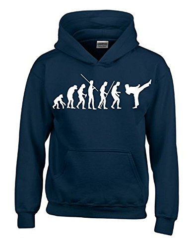 Coole-Fun-T-Shirts Karate Evolution...