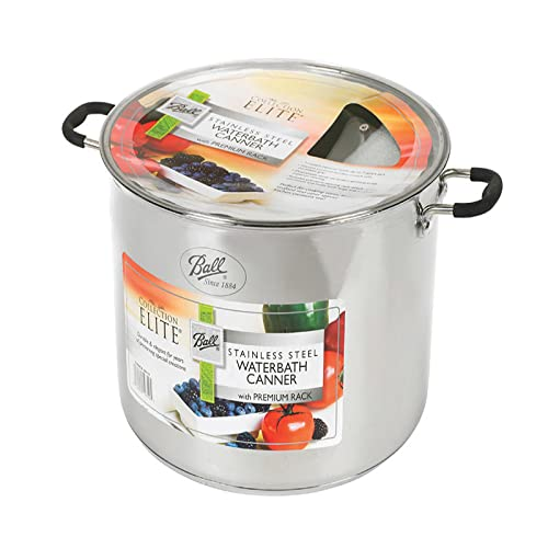 Ball Collection Elite Wide Mouth Water Bath Canner 21 2 pk