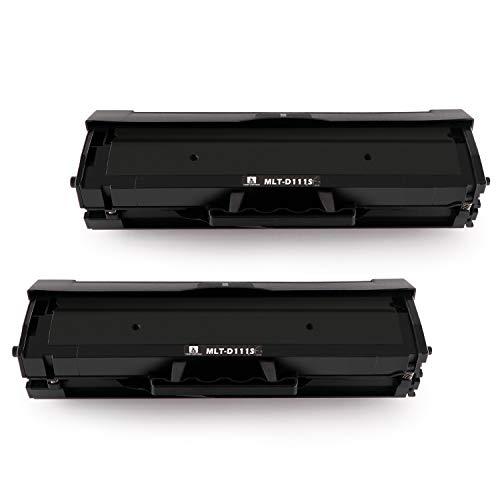 feier MLT-D111S, Cartuccia Toner sostitutive per Samsung MLT D111S, compatibili con stampanti Samsung Xpress SL-M2026W SL-M2070FW SL-M2070 SL-M2026 SL-M2020 SL-M2020 SL-M2022 SL-M2022 SL-M2022W