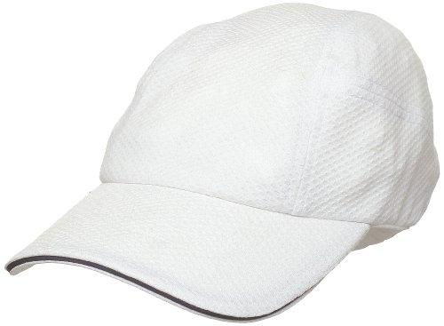 Craft - Gorro de Running para Hombre, Talla única, Color Blanco