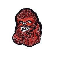 LIUXUMG スターウォーズ漫画動物服服バックパック靴ホームテキスタイル創造的装飾的なステッカー(4pcs)約7 * 10cm (Color : 15)