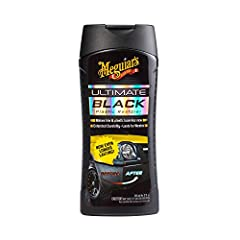"BLACK PLASTIC RESTORER: Gives your non-painted exterior trim and plastic a ""like new"" look with long-lasting durability TRIM GLOSS: Creates a rich darkness and shine that lasts for weeks and withstands washing and rain DURABLE PROTECTION: Breakthroug..."