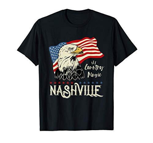 Camisetas Country Hombre Mujer Rockabilly Vintage Nashville Camiseta