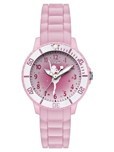 s.Oliver Kinder-Armbanduhren Ana...