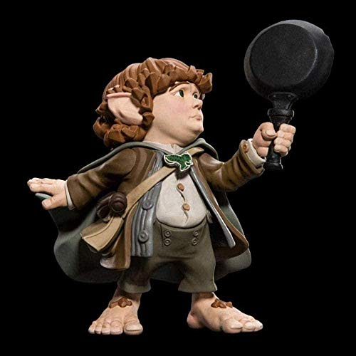 ADIS The Lord of the Rings: Mini Epics Vinyl Statue make up collectible figures from films