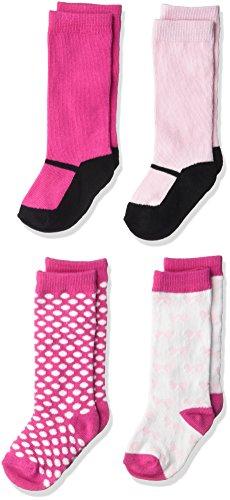 Luvable Friends Knee High Baby Socks