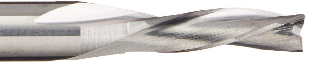 3//16 x 3//4 Yonico 36312-SC Low Helix Down Cut 3 Flute CNC Router Bit
