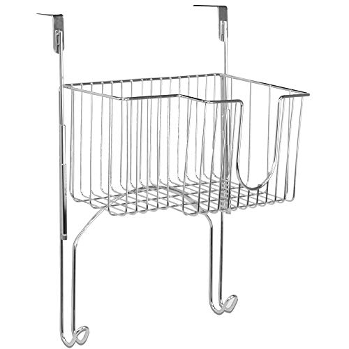 Bügeleisen und Bügelbretthalter | Platzsparende Waschküche Lagerung | Aufhänger mit abnehmbaren Haken | M&W