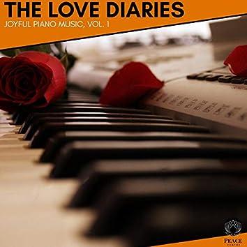 The Love Diaries - Joyful Piano Music, Vol. 1