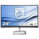 Monitor Philips 248E9QHSB Pantalla para PC de 24' FHD (1920X1080 Pixeles, Modo Lowblue, Flickerfree, Freesync, 4Ms, Hdmi)