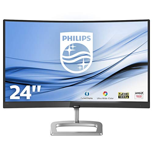 Monitor Philips 248E9QHSB Pantalla para PC de 24