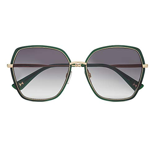 Ted Baker Sunglasses, Emerald Green, TAMRA, with 100% UV Protection