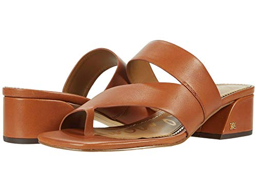 Sam Edelman Women's H1315L2 Heeled Sandal, Ginger Brown, 7 UK
