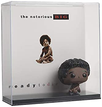Funko Pop! Albums  Notorious B.I.G - Ready to Die with Hard Shell Case