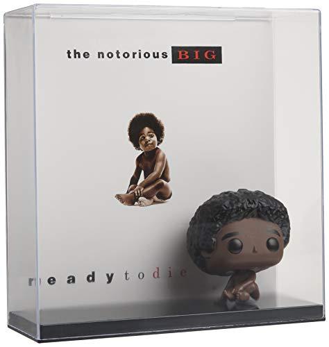 Funko- Pop Albums: Biggie Smalls w/Case Figura Coleccionable, Multicolor (50142)