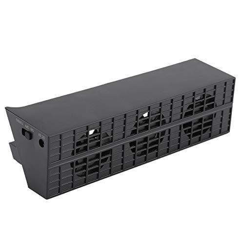 Surebuy Ventilador De Enfriamiento Inteligente, Ventilador De Enfriamiento Ligero para Computadora Portátil para Computadora