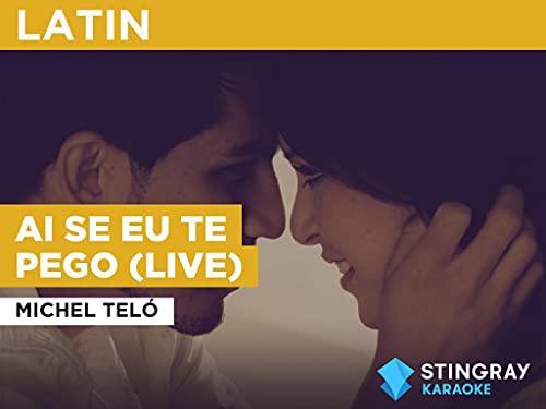 Ai se eu te pego (Live) in the Style of Michel Teló