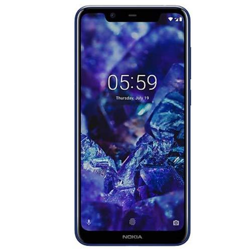 Nokia 5.1 Plus Dual SIM 32GB 3GB RAM TA-1075 Blu SIM Free