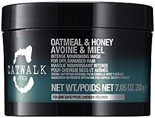 Tigi Catwalk Oatmeal & Honey Intense Nourishing Mask (300ml) (Pack of 6) - ティジーキャットウォークオートミール&ハニー強烈な栄養マスク(300ミリリットル) x6 [並行輸入品]