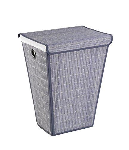 WENKO Mit abnehmbaren und bis 30°C waschbaren Wäschesack