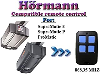 Hörmann SupraMatic/Hörmann ProMatic Compatible remote control, BiSecur Clone Duplicator, 868,3Mhz 4-Channel Transmitter, Top Quality Hormann Replacement for The Best Price!!!