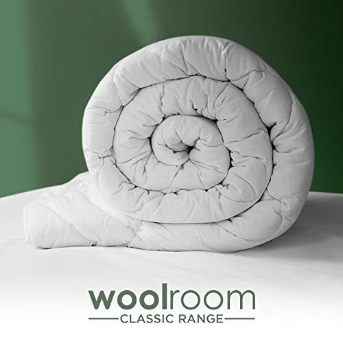 The Wool Room British Laine Chaude Couette 1Personne